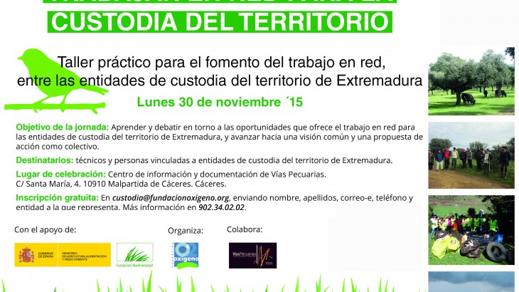 Taller Extremadura_30 de noviembre_BANNER