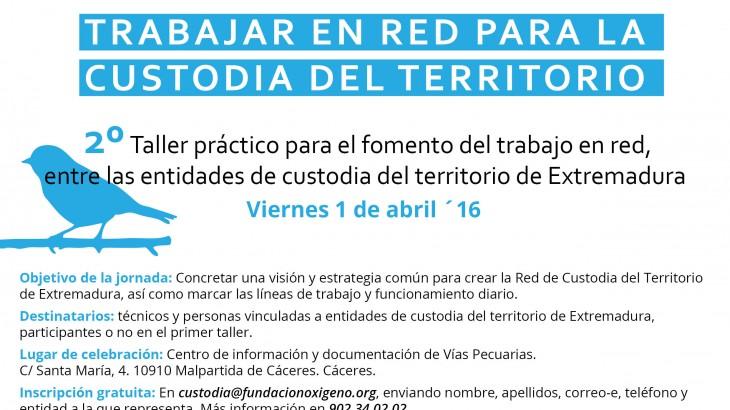 2º-Taller-Custodia-Extremadura
